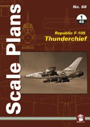 No 68 F 105 Thunderchief 48
