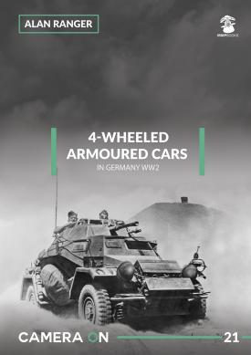 21 4 wheeled armoured cars